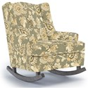 Best Home Furnishings Runner Rockers Willow Rocking Chair - Item Number: 0175-27223