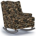 Best Home Furnishings Runner Rockers Willow Rocking Chair - Item Number: 0175-27909