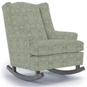 Best Home Furnishings Runner Rockers Willow Rocking Chair - Item Number: 0175-28053A