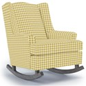 Best Home Furnishings Runner Rockers Willow Rocking Chair - Item Number: 0175-28061