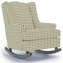 Best Home Furnishings Runner Rockers Willow Rocking Chair - Item Number: 0175-28063