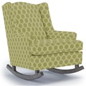 Best Home Furnishings Runner Rockers Willow Rocking Chair - Item Number: 0175-28421