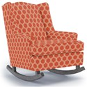 Best Home Furnishings Runner Rockers Willow Rocking Chair - Item Number: 0175-28424