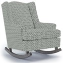 Best Home Furnishings Runner Rockers Willow Rocking Chair - Item Number: 0175-28453