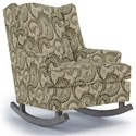 Best Home Furnishings Runner Rockers Willow Rocking Chair - Item Number: 0175-28529