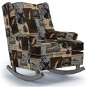 Best Home Furnishings Runner Rockers Willow Rocking Chair - Item Number: 0175-28586