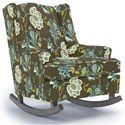 Best Home Furnishings Runner Rockers Willow Rocking Chair - Item Number: 0175-28603