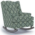 Best Home Furnishings Runner Rockers Willow Rocking Chair - Item Number: 0175-28652