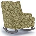Best Home Furnishings Runner Rockers Willow Rocking Chair - Item Number: 0175-28653