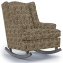 Best Home Furnishings Runner Rockers Willow Rocking Chair - Item Number: 0175-28733