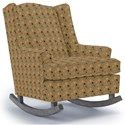 Best Home Furnishings Runner Rockers Willow Rocking Chair - Item Number: 0175-28745