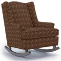 Best Home Furnishings Runner Rockers Willow Rocking Chair - Item Number: 0175-28746