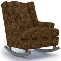 Best Home Furnishings Runner Rockers Willow Rocking Chair - Item Number: 0175-28765