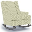 Best Home Furnishings Runner Rockers Willow Rocking Chair - Item Number: 0175-28841