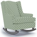 Best Home Furnishings Runner Rockers Willow Rocking Chair - Item Number: 0175-28842