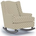 Best Home Furnishings Runner Rockers Willow Rocking Chair - Item Number: 0175-28843