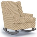 Best Home Furnishings Runner Rockers Willow Rocking Chair - Item Number: 0175-28849