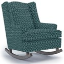 Best Home Furnishings Runner Rockers Willow Rocking Chair - Item Number: 0175-29092