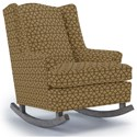 Best Home Furnishings Runner Rockers Willow Rocking Chair - Item Number: 0175-29099