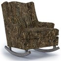 Best Home Furnishings Runner Rockers Willow Rocking Chair - Item Number: 0175-29116