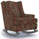 Best Home Furnishings Runner Rockers Willow Rocking Chair - Item Number: 0175-29118