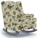Best Home Furnishings Runner Rockers Willow Rocking Chair - Item Number: 0175-29139