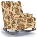 Best Home Furnishings Runner Rockers Willow Rocking Chair - Item Number: 0175-29517