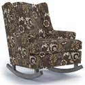 Best Home Furnishings Runner Rockers Willow Rocking Chair - Item Number: 0175-30103
