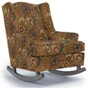 Best Home Furnishings Runner Rockers Willow Rocking Chair - Item Number: 0175-30105