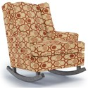 Best Home Furnishings Runner Rockers Willow Rocking Chair - Item Number: 0175-30564