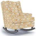 Best Home Furnishings Runner Rockers Willow Rocking Chair - Item Number: 0175-30565
