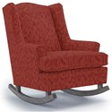 Best Home Furnishings Runner Rockers Willow Rocking Chair - Item Number: 0175-31038