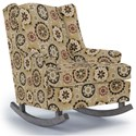 Best Home Furnishings Runner Rockers Willow Rocking Chair - Item Number: 0175-31223