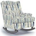 Best Home Furnishings Runner Rockers Willow Rocking Chair - Item Number: 0175-31322