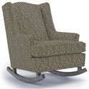Best Home Furnishings Runner Rockers Willow Rocking Chair - Item Number: 0175-31682