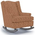 Best Home Furnishings Runner Rockers Willow Rocking Chair - Item Number: 0175-31688