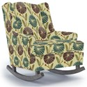 Best Home Furnishings Runner Rockers Willow Rocking Chair - Item Number: 0175-31747