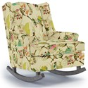 Best Home Furnishings Runner Rockers Willow Rocking Chair - Item Number: 0175-31957