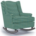 Best Home Furnishings Runner Rockers Willow Rocking Chair - Item Number: 0175-32182