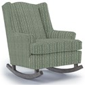 Best Home Furnishings Runner Rockers Willow Rocking Chair - Item Number: 0175-33022