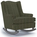 Best Home Furnishings Runner Rockers Willow Rocking Chair - Item Number: 0175-33023B