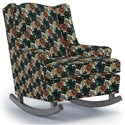 Best Home Furnishings Runner Rockers Willow Rocking Chair - Item Number: 0175-33212
