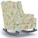 Best Home Furnishings Runner Rockers Willow Rocking Chair - Item Number: 0175-33342
