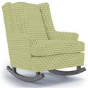 Best Home Furnishings Runner Rockers Willow Rocking Chair - Item Number: 0175-33541