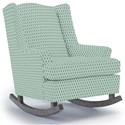 Best Home Furnishings Runner Rockers Willow Rocking Chair - Item Number: 0175-33542A