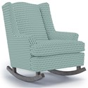 Best Home Furnishings Runner Rockers Willow Rocking Chair - Item Number: 0175-33542B