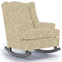 Best Home Furnishings Runner Rockers Willow Rocking Chair - Item Number: 0175-33889