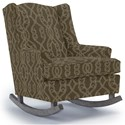 Best Home Furnishings Runner Rockers Willow Rocking Chair - Item Number: 0175-33893