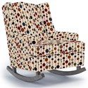 Best Home Furnishings Runner Rockers Willow Rocking Chair - Item Number: 0175-34037