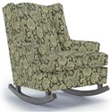 Best Home Furnishings Runner Rockers Willow Rocking Chair - Item Number: 0175-34063